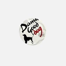 Portuguese Water Dog Mini Button