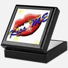 Kiss Me Keepsake Box
