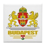 Budapest Drink Coasters