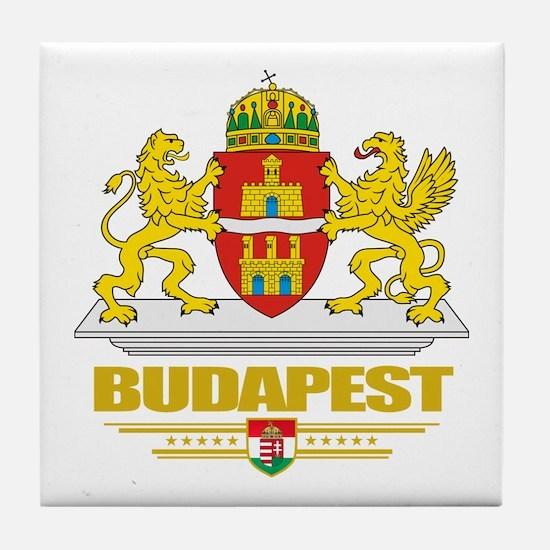 Budapest Tile Coaster