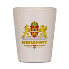 Budapest Shot Glass