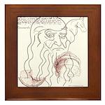 Leonardo Framed Tile