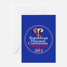 Republican Convention Greeting Card