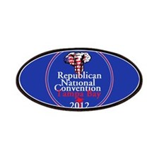 Republican Convention Patches