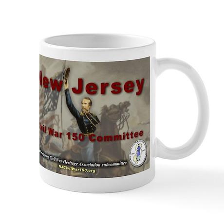 NJ Civil War 150 Kearny Mug