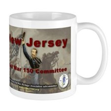 NJ Civil War 150 Kearny Coffee Mug
