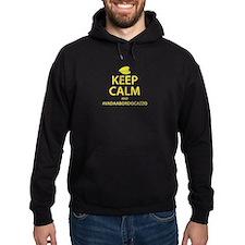 Keep Calm #VadaABordoCazzo Hoody