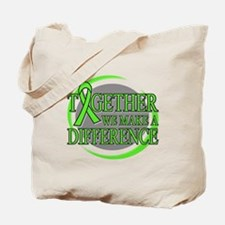 Lymphoma Support Tote Bag