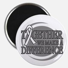 Lung Cancer Support Magnet