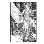 Ford's Snow Queen  Postcards (Package of 8)