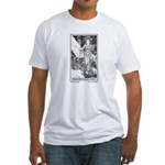 Ford's Snow Queen  Fitted T-Shirt