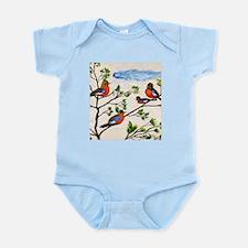 Birds Infant Bodysuit