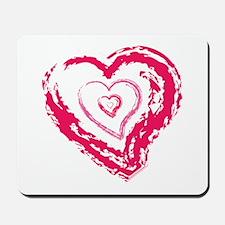 Heart Inception Mousepad