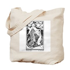 Ford's Snow Queen & Kay Tote Bag