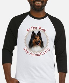Be Our Voice Stop Animal Crue Baseball Jersey