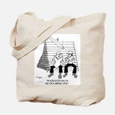 Due For A Surprise Tote Bag