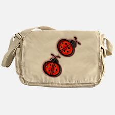 Lady Bugs Messenger Bag