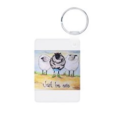 Just be Ewe Keychains