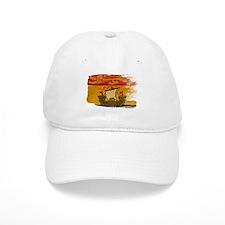 New Brunswick Flag Baseball Cap
