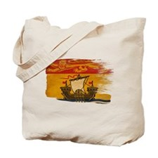 New Brunswick Flag Tote Bag