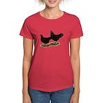 Rhode Island Reds Women's Dark T-Shirt