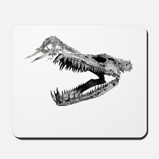 Elasmosaurus Mousepad