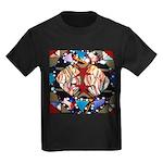 Double Star Kids Dark T-Shirt