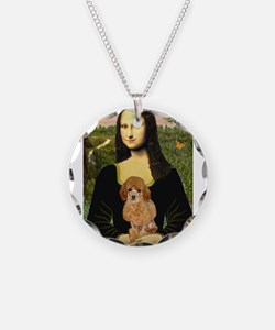 Mona / Poodle (a) Necklace