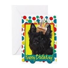 Birthday Cupcake - Cairn Greeting Card