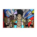 Triumphant Keshava 38.5 x 24.5 Wall Peel