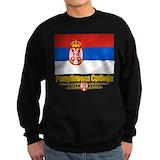 Serbia Sweatshirt (dark)