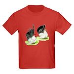 Japanese Bantams Kids Dark T-Shirt
