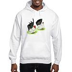 Japanese Bantams Hooded Sweatshirt