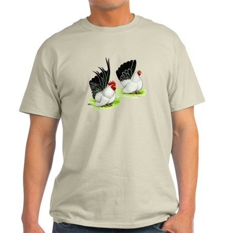 Japanese Bantams Light T-Shirt