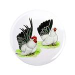 "Japanese Bantams 3.5"" Button (100 pack)"