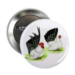 "Japanese Bantams 2.25"" Button (100 pack)"