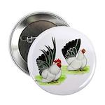 "Japanese Bantams 2.25"" Button (100 pack)"