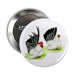 "Japanese Bantams 2.25"" Button (10 pack)"
