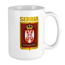 """Serbian Gold"" Mug"