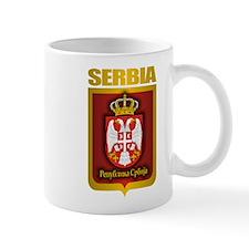 """Serbian Gold"" Small Mug"