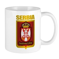 """Serbian Gold"" Small Mug"