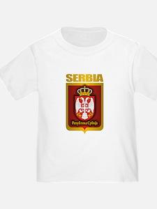 """""""Serbian Gold"""" T"""