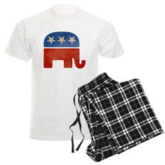 Republican Logo -Faded Pajamas