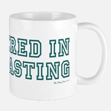 LETTERED - TEAL Mug