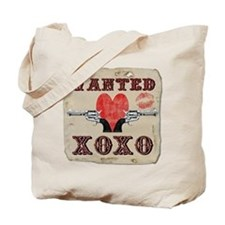 Cute Valentines day property of Tote Bag