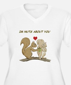 Valentine Squirrels T-Shirt