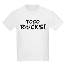 Togo Rocks! Kids T-Shirt