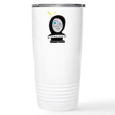 Cute Too much caffeine Travel Mug