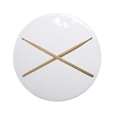 DRUMSTICKS III™ Ornament (Round)