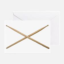 DRUMSTICKS III™ Greeting Cards (Pk of 10)